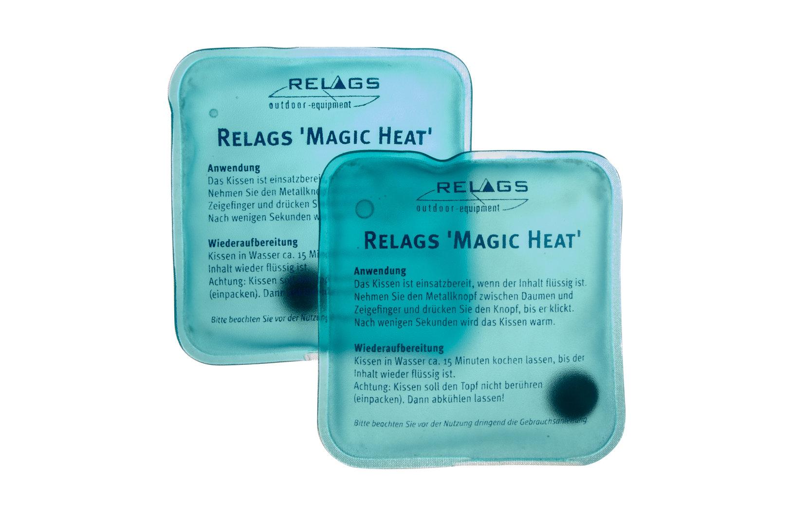 Relags Mini Magic W/ärmekissen 2 Handw/ärmer Kissen