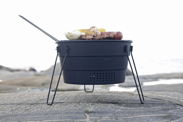 'Pop Up Grill' - Ø 28 cm