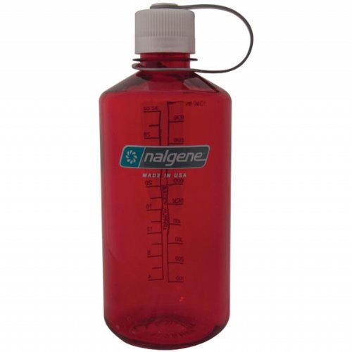 Nalgene Trinkflasche 'EH' - 1 L outdoor rot