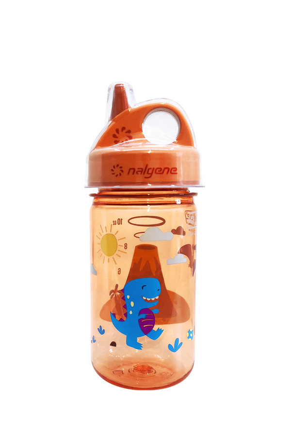 Nalgene Kinderflasche 'Grip-n-Gulp' - 0,35 L orange Vulkan
