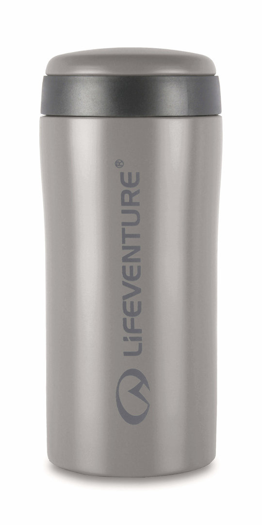 Lifeventure Isobecher 'Thermal' - 0,3 L grau matt