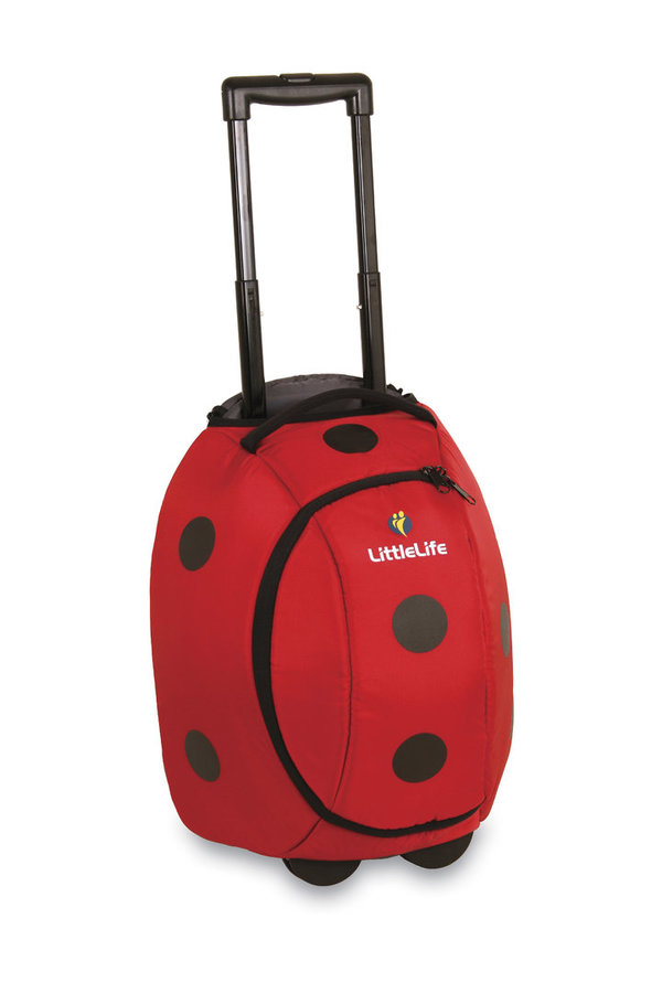 LittleLife Kinder-Trolley - Ladybird 20 L