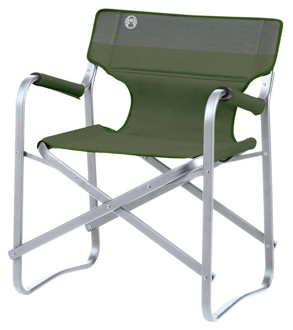 Coleman Campingstuhl 'Deck Chair' - grün