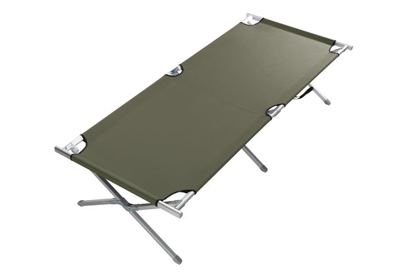 Grand Canyon 'Camping Bed' - M oliv extra strong